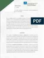 IMPUGNACIÓN CONCESION LICENCIA COLMENAR DE OREJA