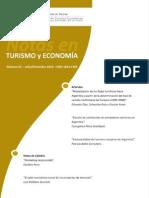 MODELIZACIÓN DE LOS FLUJOS TURÍSTICOS HACIA LA ARGENTINA A PARTIR DE LA DETERMINACIÓN DEL TIPO DE CAMBIO REAL MULTILATERAL DEL TURISMO (1995-2008)