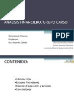 Analisis Financiero Grupo Carso