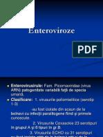 enterovirozele