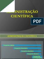 05. AdministraçãoCientífica