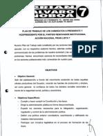 Plan de Gobierno Alvaro Noboa