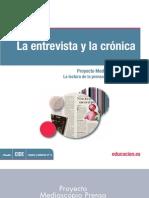 La entevista y la cronica  - Libro.pdf