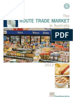 Route Trade Market 2012 report