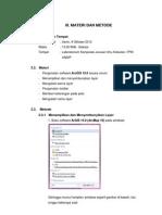 Materi Metode Modul 1