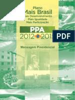 Mensagem Presidencial Ppa-1