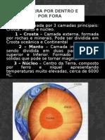 Os continentes, vulcões e terremotos.ppt