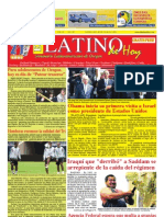 El Latino de Hoy Weekly Newspaper of Oregon | 3-20-2013