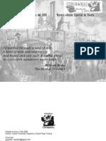 Año I febrero del 2009 tercera edición de poesía en Cinosargo