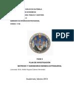 Matrices y Subsidiarias