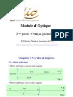 optique geometrique ch5