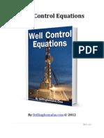 Well Control Equations Drillingformulas