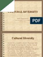Cultural Diversity Lesson