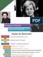 Etapas de Desarrollo Margaret Mahler
