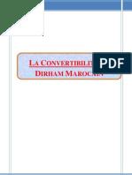La convertibilité du Dirham.pdf