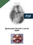 Slavisa Peric - Dimitrije Ljotic i Njegov ZBOR