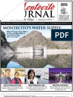 Montecito's Water Supply