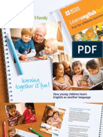 Parents Booklet How Children Learn