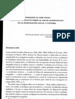 Etnografia. El Giro Visual. Tito Castro