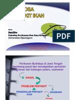 Microsoft PowerPoint - Kuliah Diagnosa Penyakit Ikan_2012