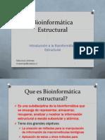 Intro Bioinfo Estructural Clase1