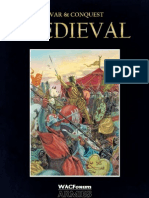 WAC Armies Book Medieval V1