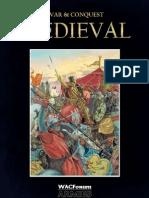 WAC Armies Book Medieval V1