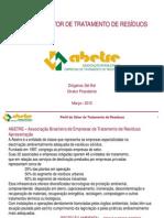 ABETRE - Perfil Do Setor de Tratamento de Residuos - 03-2012