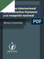 El Derecho Internacional de los DDHH y su recepción nacional