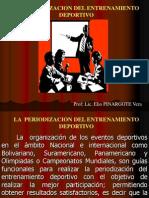 La Periodizacion Del Entrenamiento Deportivo