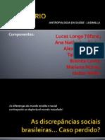 Desigauldade Social