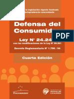 consumidores 4 edicion