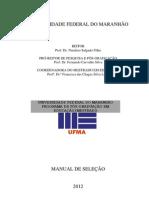 Manual de Selecao