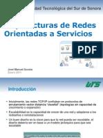 Arquitectura de Redes Orientada a Servicios