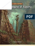 The Conquest of Lustria - A Campaign Adventure 1.5