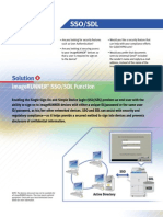 Solutions Sso Sdl