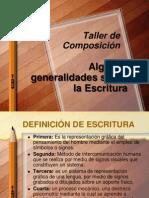 81016880-Generalidades-Escritura