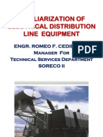 Familiarization of DX Line Equipment