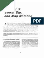 Structural Geology Map Interpretation Ch3