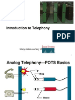 CISCO Introduction to Telephony