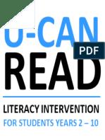 U-CAN READ Brochure