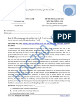 [cafebook.info]  Đề thi thử Đại học tiếng Anh năm 2011 - Đáp án.pdf