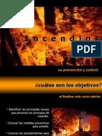 Incendios Rojas