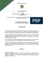 Manual Interventoria y Supervision