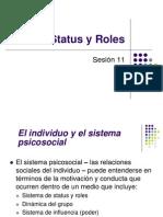 11.Status y Roles