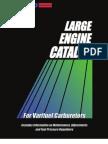Impco Engine Catalog 2008