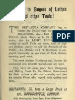 Machine Catalogue Pictures