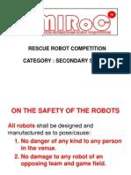 MIRoC - Rescue Robot