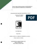 AR Add 4 Geotech Report-Wingerter-Nov 2006