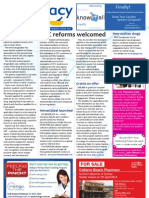 Pharmacy Daily for Wed 03 Apr 2013 - OTC reforms, Novartis, hospital pharmacy grants, new products and more